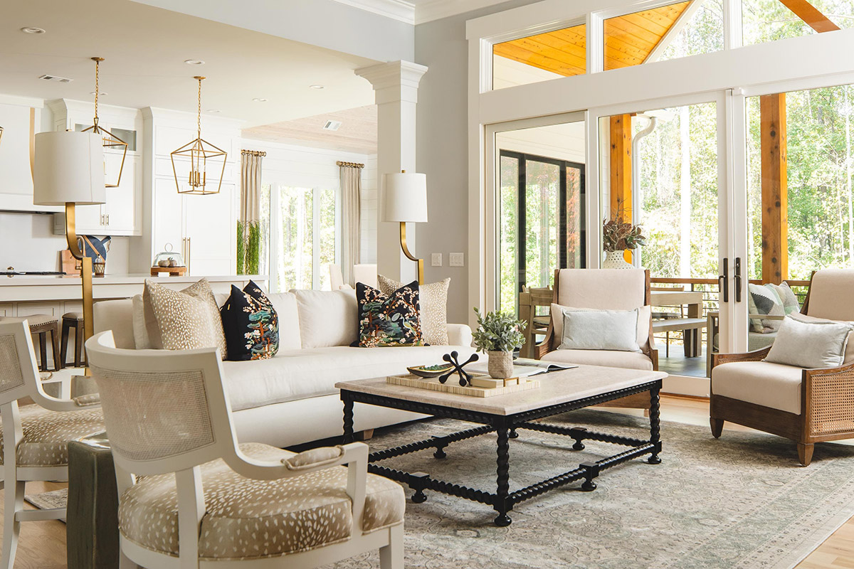 Hart & Lock Design | Residential Interior Design | Atlanta, GA