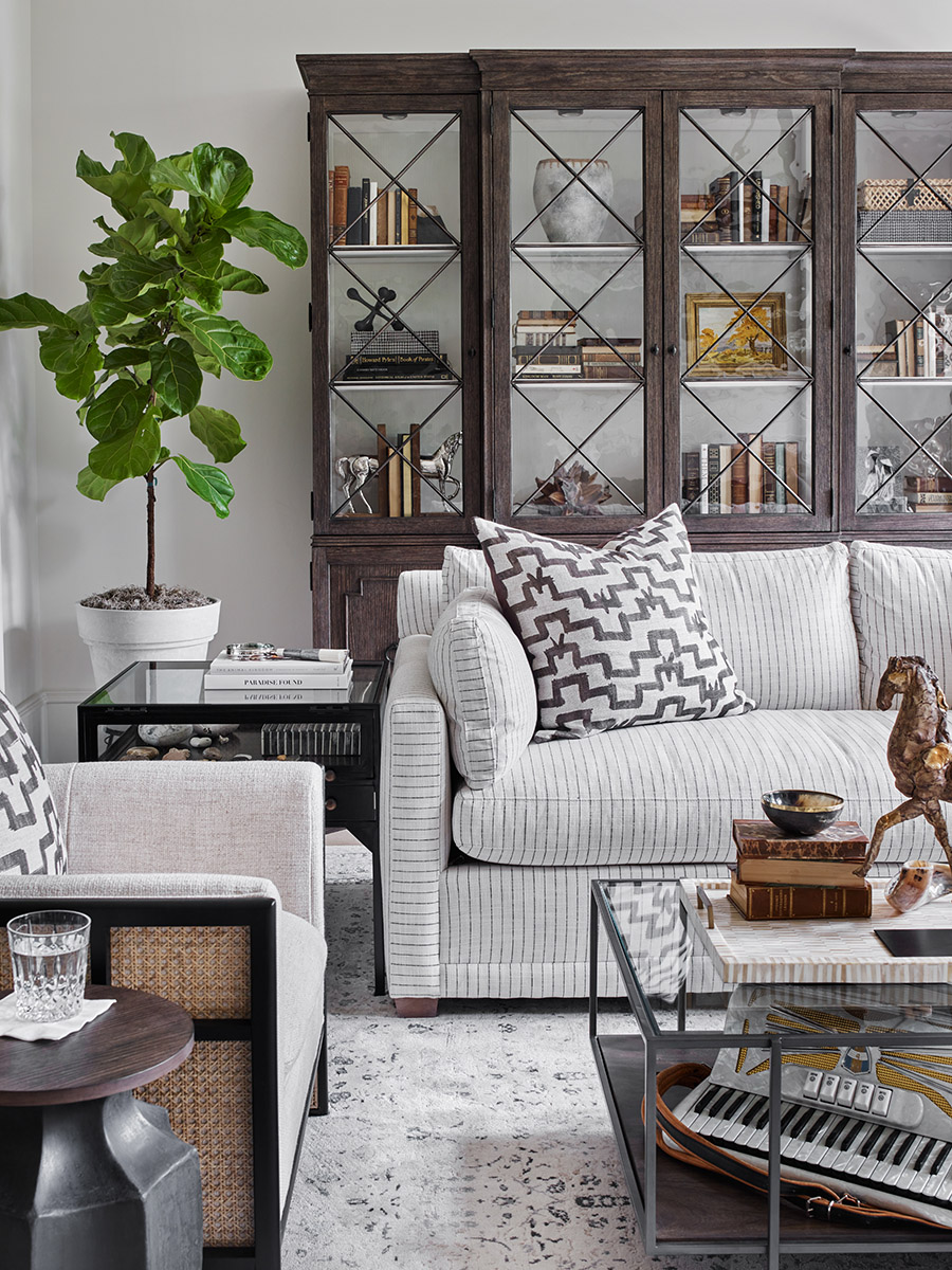 Albertson Home | Hart & Lock Design | Residential Interior Design | Atlanta, GA