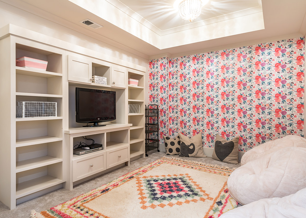 Cavendar Basement   Hart & Lock Design   Residential Interior Design   Atlanta, GA