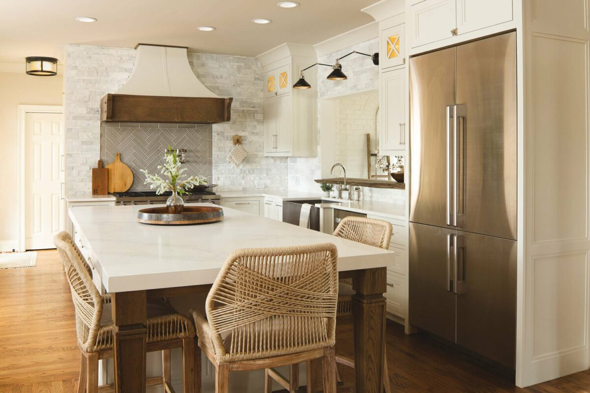 Kitchen Design | Residential Interiors | Hart & Lock Design | Atlanta GA