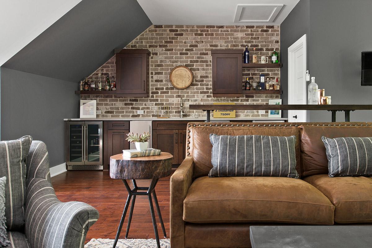 Inwood Home | Hart & Lock Design | Residential Interior Design | Atlanta, GA