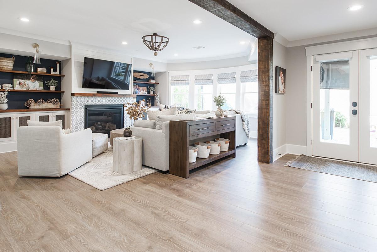 Stovall Basement | Hart & Lock Design | Residential Interior Design | Atlanta, GA