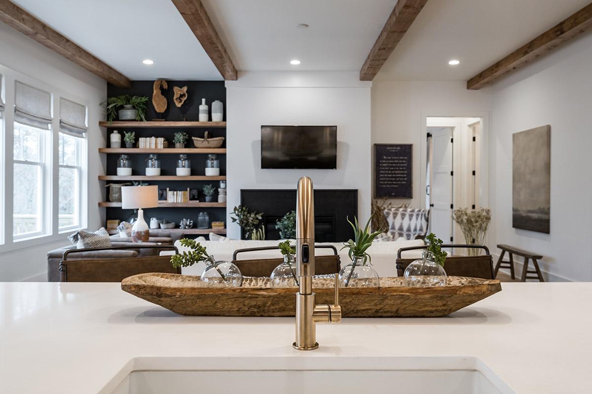 Sweet Apple Model | Hart & Lock Design | Residential Interior Design | Atlanta, GA